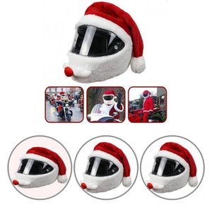 Motorcycle Helmets Portable Unique Handmade Cute Helmet Sleeve Plush Cover Decor Lightweight For Outdoor