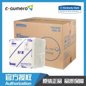 Бумажное полотенце Kimberly Kleenex Туалетная бумага 0382-10