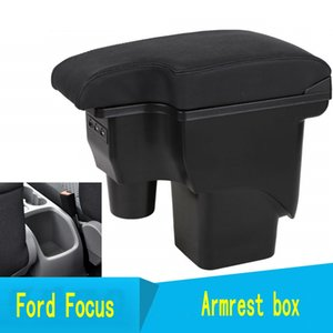 For Ford Focus mk2 armrest car Centre Console Storage Box mk2 Arm rest products interior car-styling accessories parts