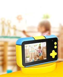 Kids Camera 1080p HD Camcorder With 2.4 Inch Screen Birthday Festival Gift Camer Portable Mini For Children Digital Cameras