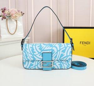 Fendi 2020 Real Leather Shoulder Bags High Quality Nylon Bestselling Designer Luxury Wallet Women Crossbody Bag Hobo purses baguette