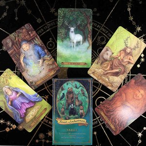 Forest of Enchantment Tarot KIT Deck Cards & Book Set Wiccan Pagan Metaphysical