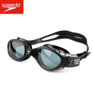 Speedo Futura BioFUSE Large Frame Swimming Goggles Waterproof Anti-Fog UV Protection Swim Glasses For Men & Women
