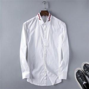 Summer Hommes T-shirts T-shirts Chemises en coton Couleur Solide Manches courtes Tops Slim respirant Streetwear Streetwear Homme Tees Taille XXXL Vêtements # 992