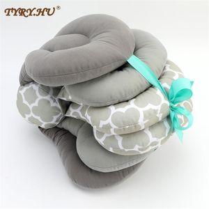 TYRY.HU 3-color Breastfeeding Baby Pillows Multifunction Nursing Pillow Layers Adjustable Model Cushion born Feeding Pillow 210924