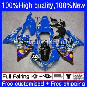 Body For SUZUKI SV1000 SV650 SV 650 1000 S SV1000S SV650S 33No.50 SV-1000 SV-650 2003 2008 2009 2010 2011 2012 2013 JOMO Blue SV 650S 1000S 03 04 05 06 07 08 Fairing Kit