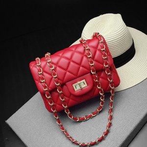 2021 мини алмазная цепь женская сумка сумка одно плечо мешок мешок маленький ароматный ветер женщина