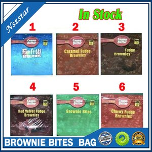 600mg Brownie Bites Bags SKITTLES STONEO CEREAL TREATS CHIPS CHUCKLES INFUSED GUMMY WORMS trips ahoys CANNA BUTTER MEDICATED BEDIBELS Packaging mylar Bags