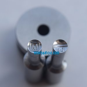 6mm M CANDY Press Punch Die Set tools Custom Punch Cast Press For tdp Machine