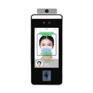 ZK Xface600-Plus Face Palm Recognition Contactless Temperature Measurement Access Control Intelligent Terminal Time Attendance