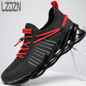 Running Breathable Shoes Mesh Sandals Mens Beach Slippers Woman holes Hollow Out Sports Sneakers Tennis Black Casual