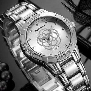 Wristwatches 2021 Leopard Women's Watches Diamond Luxury Gogoey Ladies Watch Women Party Wrist Romantic Rhinestone Designer Saati