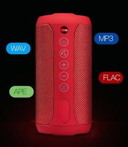 Carica wireless2 + Speaker Bluetooth IPX5 per altoparlanti portatili mobili Piccoli altoparlanti supporto USB Audio Player Phone Phone