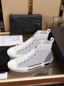 2021 Tuval Ayakkabı Sınırlı Sayıda Baskılı Sneakers Orijinal Ambalaj Ayakkabı Kutusu Boyutu ile Çok Yönlü Yüksek Üst 35-45