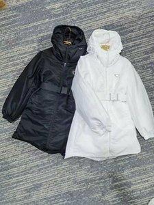 Женская длинная куртка Windbraver с поясом Отрегулируйте пальто Весна Осенние куртки Платье Тонкий стиль для леди Trench Coats с карманами