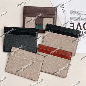 Credit Card Holder Pouches Fashion Designer Leather Passport Cover ID Business Mini Pocket for Men Women Purse Case Driving License Beautyful Wallets Phone Bags
