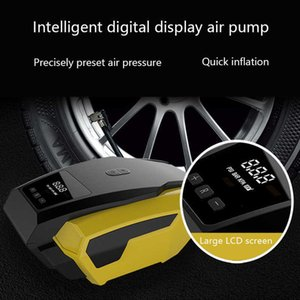 RACEFAS Portable Air Compressor For Cars Bicycle Pump For Car Tire Inflator Tire Air Pump Car Compressor Electric Motorcycle