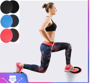 Discs Slide Fitness Plate Abdominal Workout Exercise Rapid Training Slider Gliding Yoga Equi#4 Mats