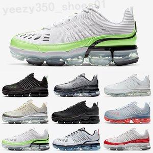 Üst Örgü TN 360 Sinek Artı Platin Tonu 3 M Siyah Beyaz Mavi Vapermaxes Yeni Gökkuşağı Runnin Ayakkabı Sneakers Spor 36-45 WB09