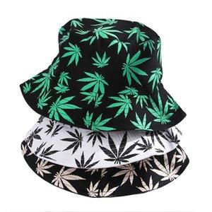 Широкие шляпы Breim Hats летняя хлопчатобумажная рыбалка шляпа женщин мужчины хип-хоп крышка пара пары панама ведро солнце плоское верхние рыбацкие шапки Boonie подарок