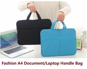 Business Card Files French Classical A4 Twin Zipper Portfilio With Handle Fashion Bag Laptop File Folder Brief FPDB-460