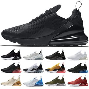 270 Running Shoes For Men Women Triple Black White Oreo Be Ture Regency Purple Mens Trainers Sports Sneakers Size 36-45