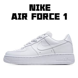 Classic Airforce AF1 Air Force 1 Man Casual Shoes Women Fashion Sneakers