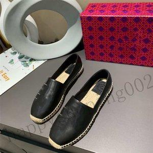 2021 Women Casual shoes Italy Design vintage Platform Espadrilles Girls Genuine Leather Fashion Flat bottom Walking Shoe size35-40