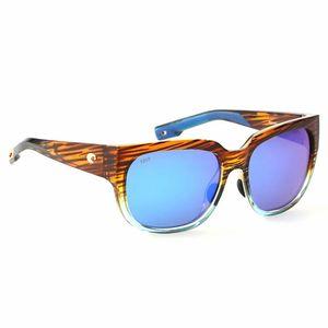 Classic costa sunglasses mens Waterwoman2_580P Polarized UV400 PC Lens high quality Fashion Brand Luxury Designers Sun glasses for women TR90 & Silicone frame &Case