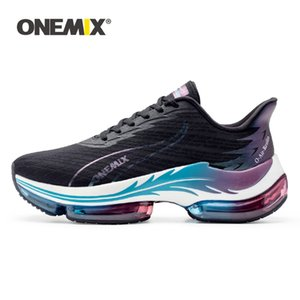 ONEMIX Fashion 2021 Running Shoes for Men Air Cushion Athletic Couple Trainers Sport Runner Shoes Outdoor Women Walking Sneakers