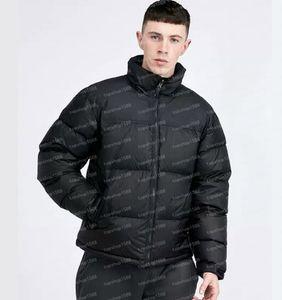 Мужская пуховика зимняя куртка Parka мужчины женщины классические повседневные пальто мужские стилист на открытом воздухе тепловая куртка высокое качество унисекс пальто