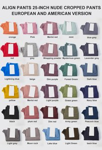 32 Color Womens Leggings Designer Designer Yoga Pantaloni Autfit Pantaloni Alti Allineare Classic Sports Gym Bustry Pant Elastic Fitness Complessiva Collant Complessiva Allenamento Pantaloni stretti