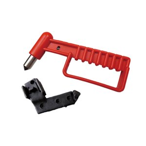Car Safety Hammer Emergency Escape Fire Fighting Tools Fast Broken Window Easy To Use Mini Portable With Stand