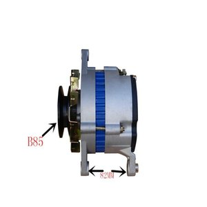 Automobile 24V generator brushless motor retrofit accessories JFWZ29 JFWZ27 B85 82MM 1500W 35A