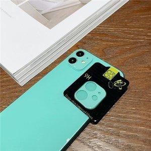 IP Rückspiegel Full Cover Camera-Objektiv Schutzglasfilm-Farbaufkleber