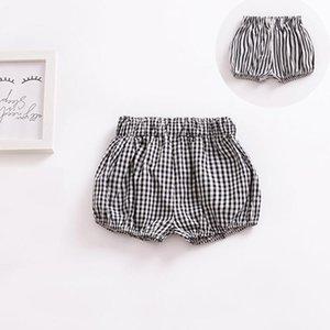 Shorts Baby Girls Boys Cotton Linen Blend Cute Bloomer Loose Harem Casual Born Infant Boy Girl Kids Pants