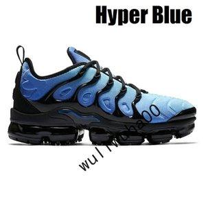 WL3dcScs9 Top Quality Tn Plus Running Shoes Vapourmax Sneakers Big Size 13 Triple Black Worldwide White Blue Green Cushion Trainers 36-47 Maxes Shoe