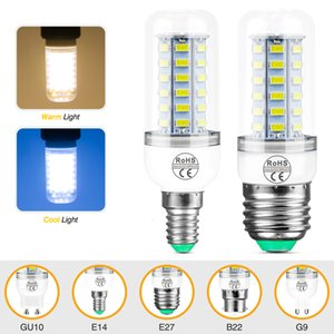 Mixed batch LED Bulbs E27 GU10 B22 E14 G9 24 36 48 56 69 72 LEDs no flicker 110V 220V lamp Cool Warm White Bulb Corn light