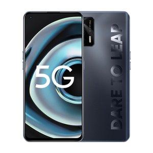 Original Realme Q3 Pro 5G Mobile Phone 6GB RAM 128GB ROM MTK Dimensity 1100 64MP AI Android 6.43