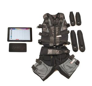 Wireless EMS Muscle Stimulator Slimming Machine Training Suit Training Vest For Fitness Center Gym Home Use