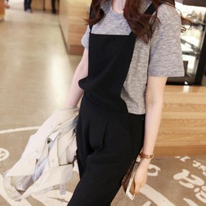 Women's Jumpsuits & Rompers 2021 Fashion Womens Casual Loose Overalls Paysuits