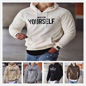 Unisex Designer Hoodies Fleece Letter Embroidered Sweatshirts Home Jumper Streetwear Pullover Sweaters Hooded Tops Outerwear Long Sleeve Casual Clothes CGY71