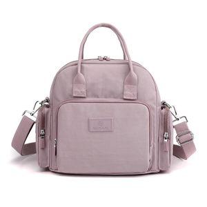 Evening Bags Fashion Multifunctional Women Handbag High Quality Durable Nylon Back Pack Female Waterproof Fabric Shoulder Bag Shoulders