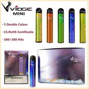 Vidge Mini 2% Desechable E Dispositivo de cigarrillo POD Starter Kit 400mAh Batería 2ml Cartucho de capacidad Vape Pen