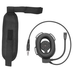 Headphones & Earphones Z Heavy Miltary Duty Bowman Elite II Hd03 Headset With Waterproof PRight Left Ear For Baofeng UV-5R GT-3 UV82