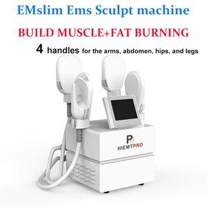 Construction du corps Hiembert Minceur Machine Emslim Stimulateur musculateur Stimulateur de muscle et Machines de mise en forme