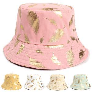 Womens Men Bucket Hat Outdoor Dress Wide Fedora Sunscreen Cotton Fishing Hunting Cap Basin Chapeau Sun Prevent Hats