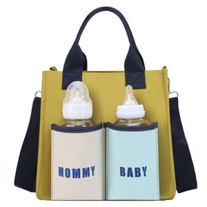 Stroller Parts & Accessories Mother's Bag, Mommy's Trumpet, Lightweight, Portable, Stylish, Slung, Multifunctional, , Small Backpack.