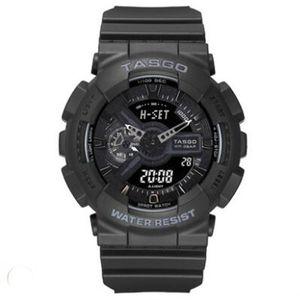 Piccoli puntatori funzionano il classico orologio da polso digitale sportivo da uomo di marca, A Reloj Hombre Army Military Chronograph Watch Relogio Masculino