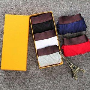 Moda classica mutande Etika Uomo Boxer Luxury Traspirante Underwear Underwear Quick Dry Premium Comfort Senior Hard